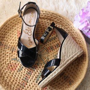 Sam Edelman Brenda Espadrille Wedge Sandals